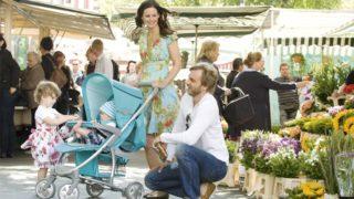Какая коляска лучше всего подойдет для новорожденного?