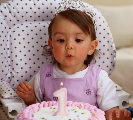 веселый день рождения ребенка